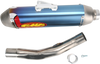 FMF Factory 4.1 Slip-On Muffler - hardcoremx.com