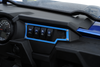 Moose Utility Dash Plate for RZR - hardcoremx.com