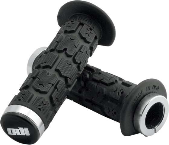 ODI Rogue Lock-On ATV Grips - hardcoremx.com