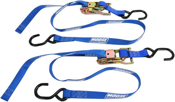 Moose Utility Heavy-Duty Tie-Downs - MOOSE UTILITY DIVISION - hardcoremx.com