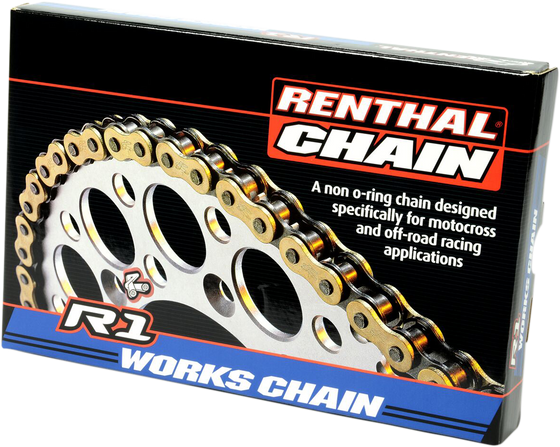 Renthal 420 R1 Works Chain - hardcoremx.com