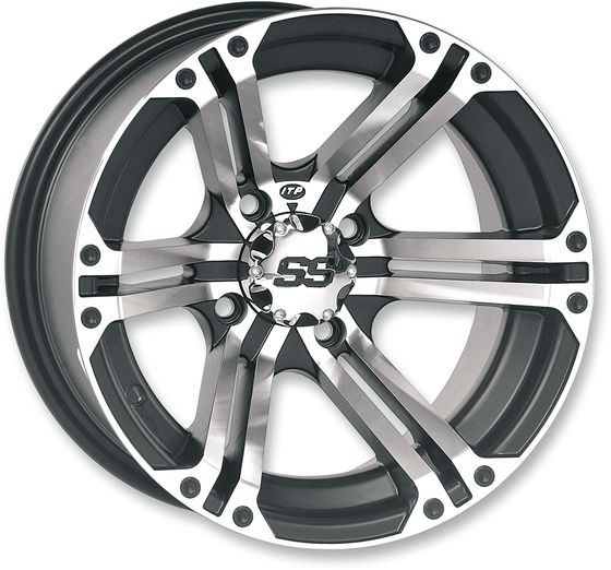 ITP SS212 Alloy Wheels for Tapered Lugs - hardcoremx.com