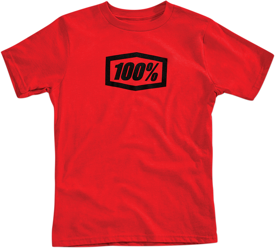 100% Youth Essential T-Shirt - hardcoremx.com