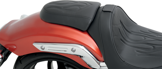 Low Profile Pillion Pad Z1R - hardcoremx.com