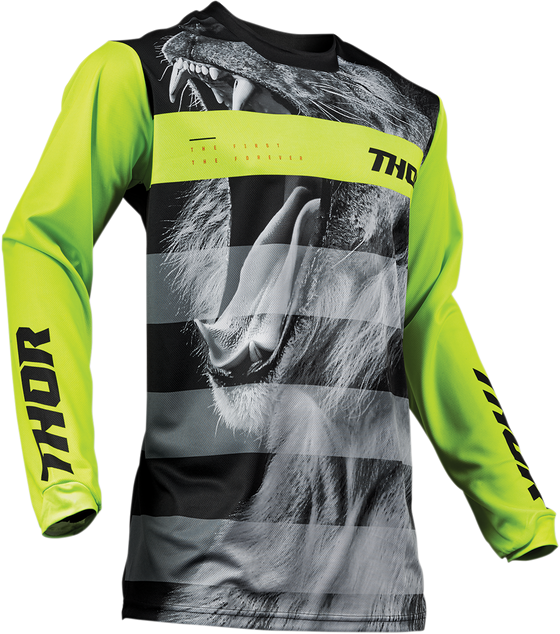 THOR Pulse Savage Big Kat Jersey - hardcoremx.com