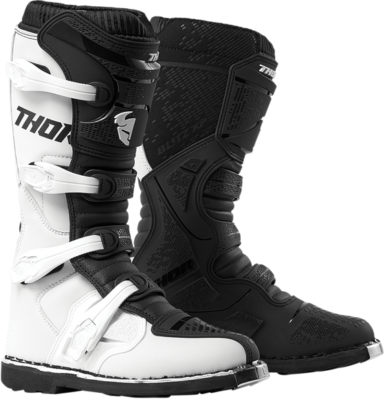 THOR Blitz XP Boots — MX Sole - hardcoremx.com