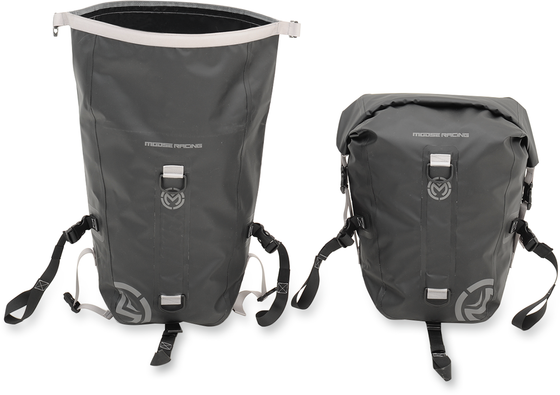 Moose Racing Moose RacingADV1™ Dry Saddlebags - hardcoremx.com