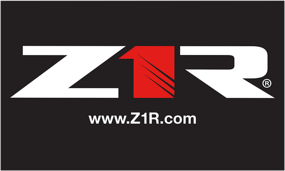 Logo Decal Z1R - hardcoremx.com