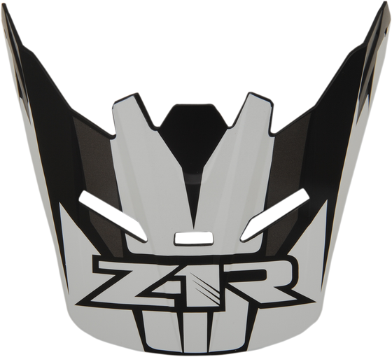 Youth Rise Helmet Visor Kit Z1R - hardcoremx.com