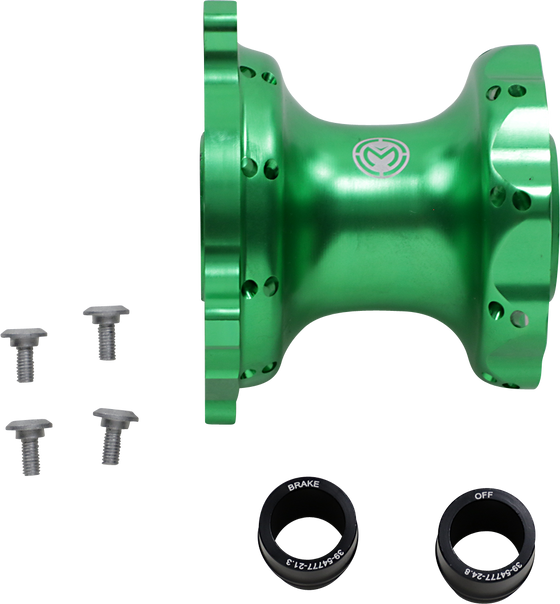 Moose Racing MX1 Hub - hardcoremx.com