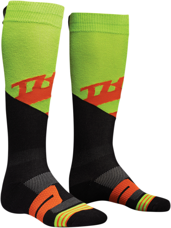 THOR Moto Knit Socks - hardcoremx.com