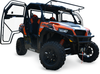 Moose Utility Expedition UTV Cab Enclosure - hardcoremx.com