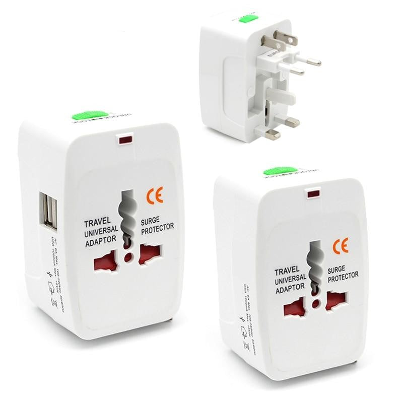 Plug and Power Adapter US / EU / UK / AU