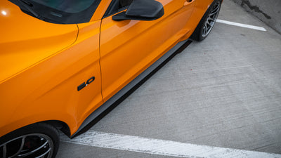 2015-2020 Ford Mustang V.3 Side Skirts