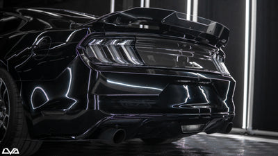 "2015-2017 Ford Mustang GT500 ""Swing"" Wickerbill"