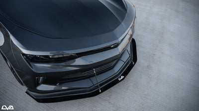 "6th Generation Chevrolet Camaro ""1LE Style"" Front Splitter"
