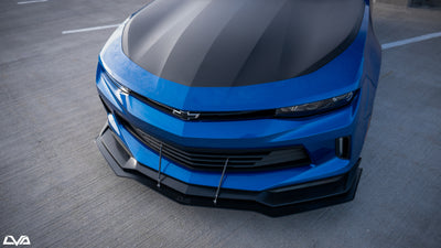 "6th Generation Chevrolet Camaro ""ZL1 Style"" Front Splitter"