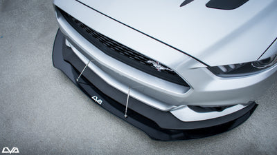 "2015-2017 Ford Mustang ""California-Special"" Front Splitter"