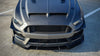 "2015-2017 Ford Mustang ""GT350"" Front Splitter (MP Concepts Bumper)"