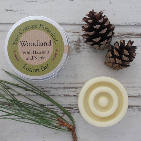 WOODLAND LOTION BAR