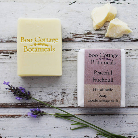 PEACEFUL PATCHOULI NATURAL SOAP