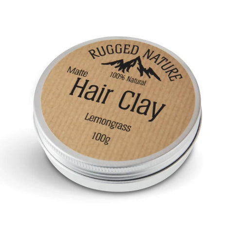 100% Natural Hair Clay 100g (All Scents)