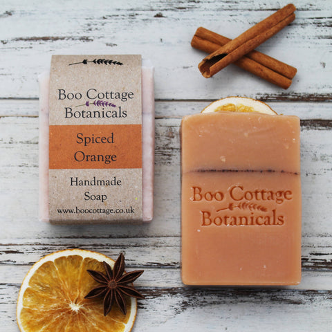 SPICED ORANGE NATURAL SOAP