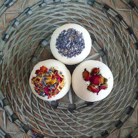 Secret Bath Bombs Pack of 3 (330 g)