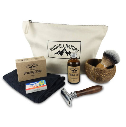Rugged Nature Ultimate Shave Kit