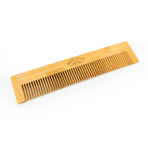 Bamboo Pocket Comb