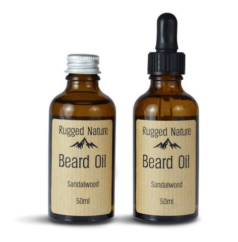 100% Natural Beard Oil 50ml (All Scents)