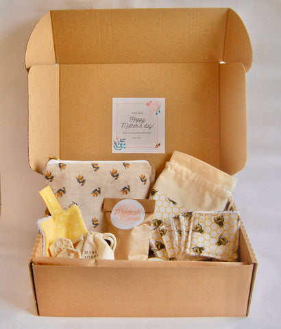Bee Eco-friendly Self Care Gift Box