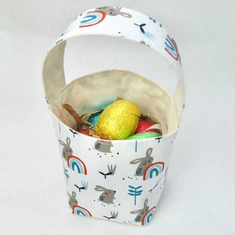Easter Baskets for Egg Hunt