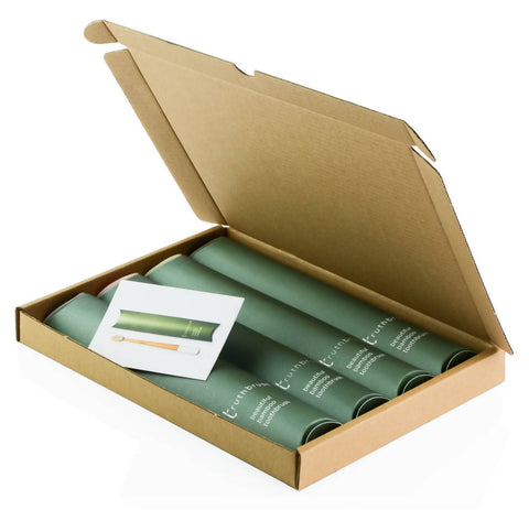 A years supply of the Truthbrush, Medium Plant Based Bristles