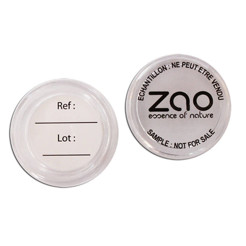 ZAO MINERAL SILK FOUNDATION POWDER SAMPLE