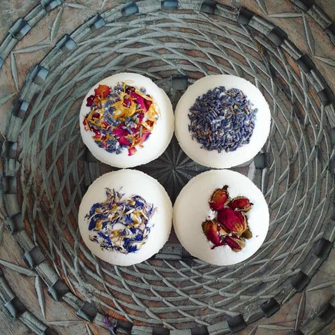 Secret Bath Bombs Pack of 4 (440 g)