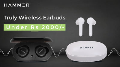Best Truly Wireless Earbuds under Rs 2000