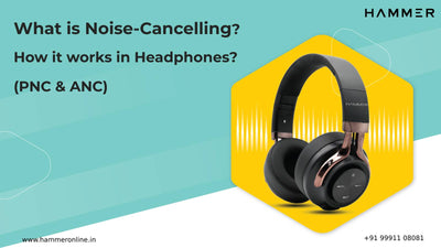What is Noise-Cancelling, How it works in Headphones? (PNC & ANC)