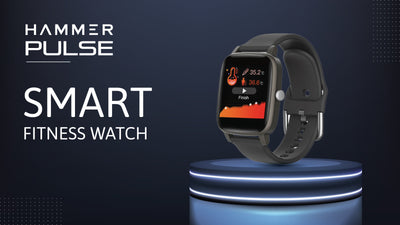 Introducing Best Smart Watch 2020 - Hammer Pulse