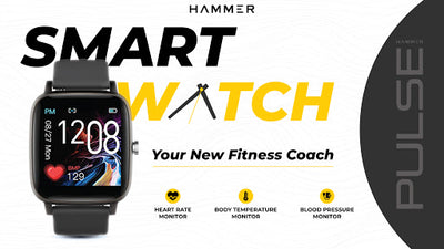 Smart watch - Your New Fitness Coach
