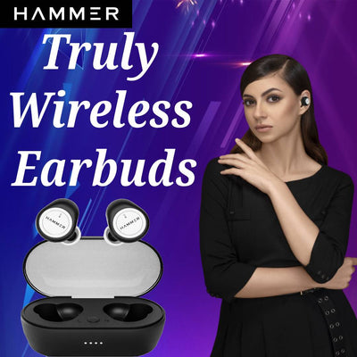 Benefits of Truly Wireless Earbuds for Work From Home