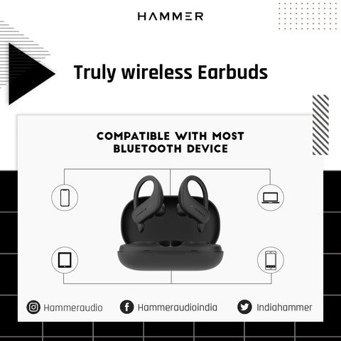 best truly wireless earbuds with bluetooth 5.0
