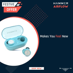 hammer airflow true wireless earbuds