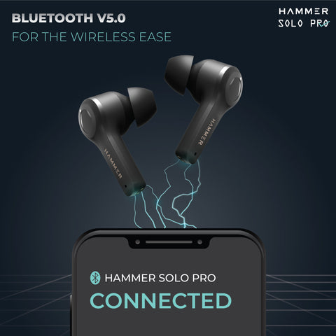 Hammer Solo Pro with bluetooth 5.0