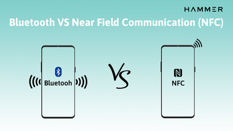 Differences Between Bluetooth and NFC
