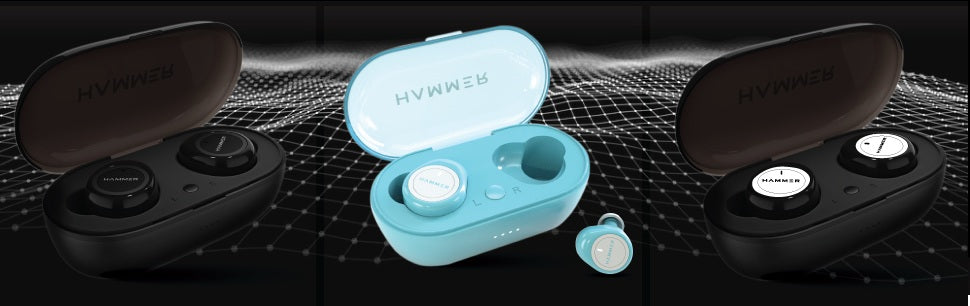 Hammer Airflow Truly Wireless Earbuds Athelisure
