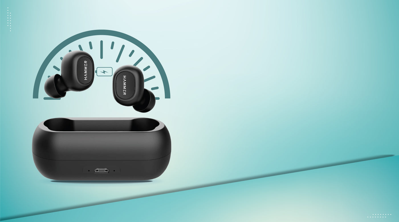 Hammer Solo true wireless earbuds in India