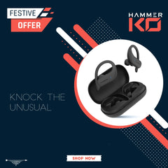 Hammer KO True Wireless Earbuds