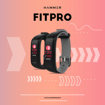 hammer fitness band for BP track