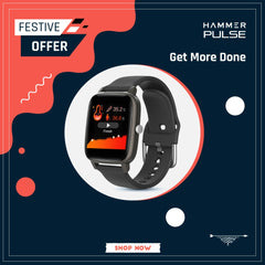 Hammer Pulse Smart Watch